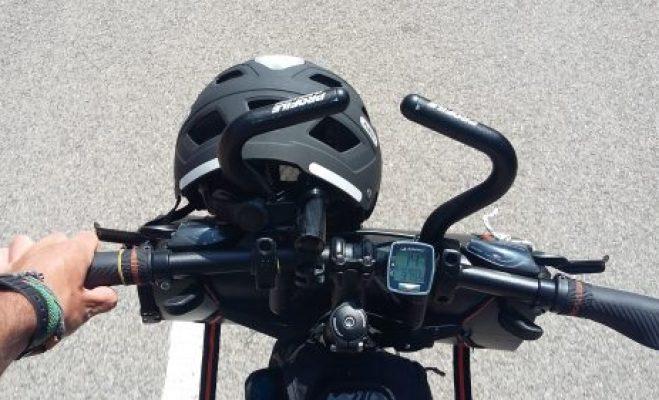 Primo viaggio in bicicletta, scenari pre-partenza