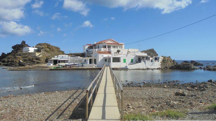 casa di pescatore lungo il Camì de Cavalls a Minorca - Slowmoove