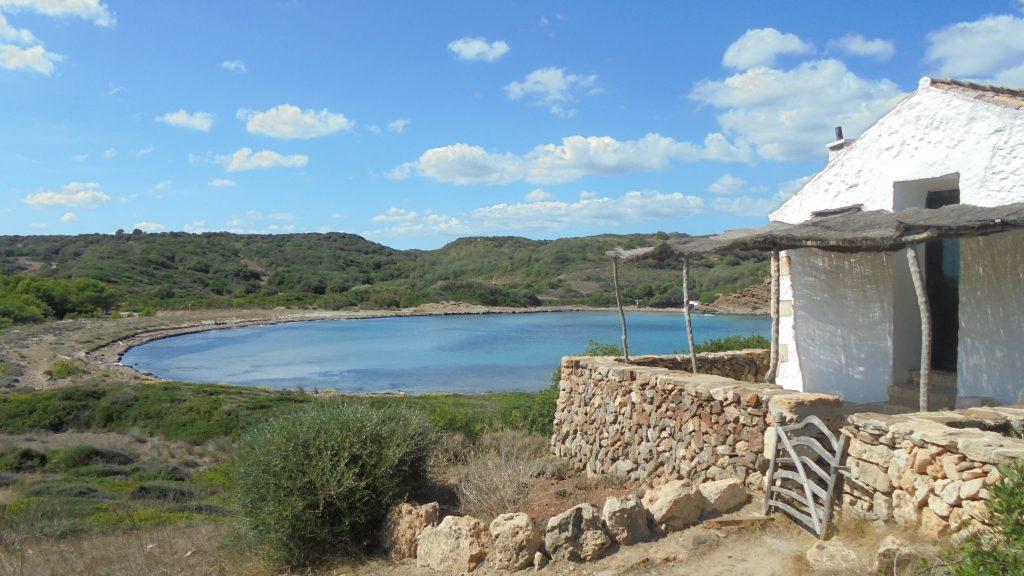Spiaggi a Minorca lungo il Cammino dei Cavalli - Slowmoove