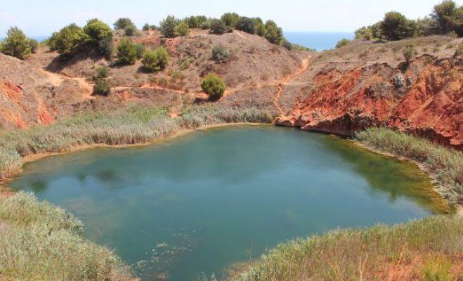La Cava di Bauxite di Otranto
