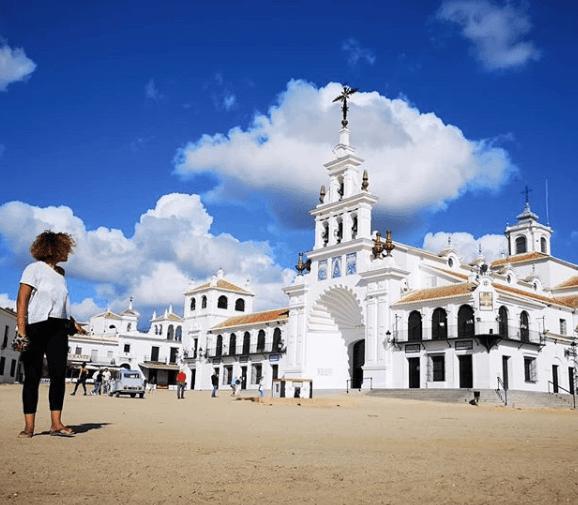 Da vedere in Andalusia, la cattedrale del Rocìo