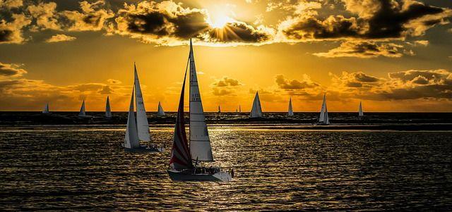 Oceano atlantico in barca a vela