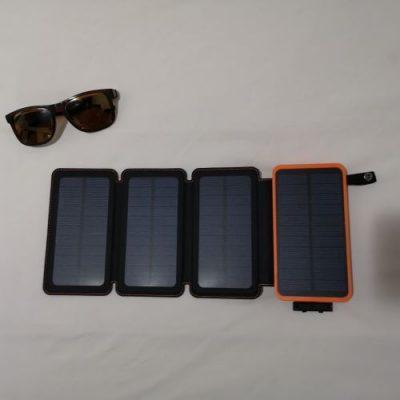 Miglior batteria esterna da viaggio con pannelli solari