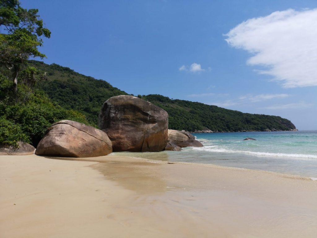 Turismo attivo in Brasile, Ilha grande