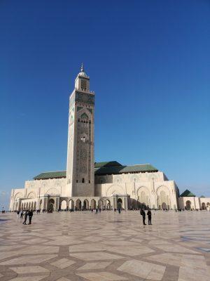 cosa vedere a Casablanca, la moschea