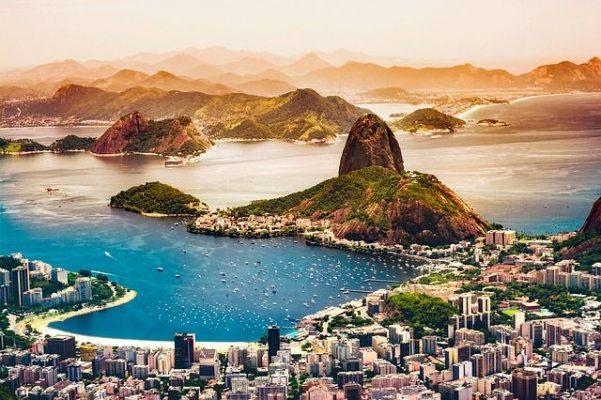 Consigli di viaggio in Brasile