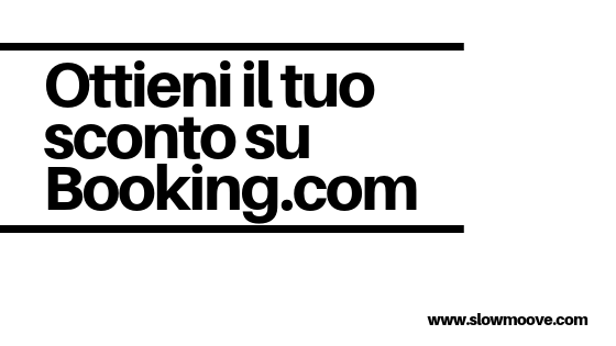 Sconto Booking
