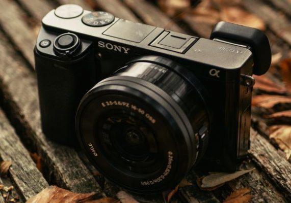 macchina fotografica da viaggio sony alpha