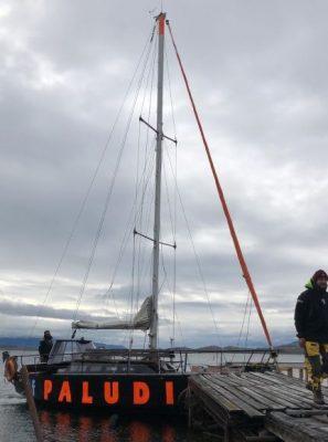 cosa fare a Ushuaia - Paludine Barca a vela