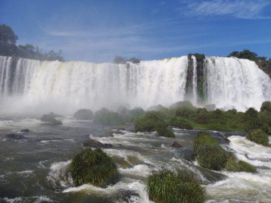 Visitare le cascate di Iguazú in Argentina