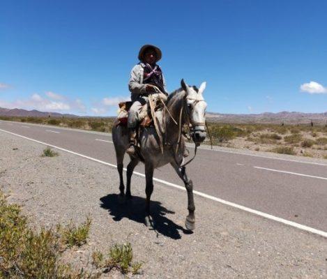 Itinerario di viaggio nord ovest dell'argentina