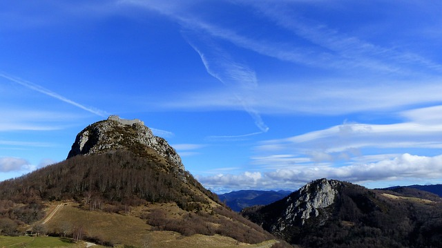 Camí dels Bons Homes in Catalogna - Montsegur