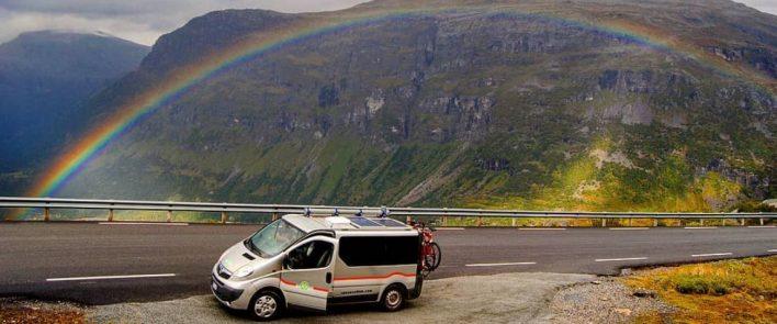 Come camperizzare un van