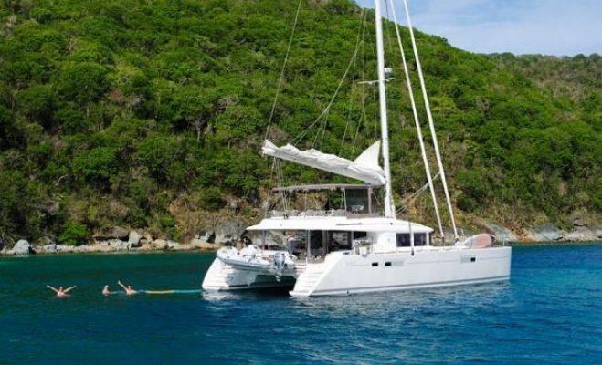 5 motivi per fare una vacanza in catamarano