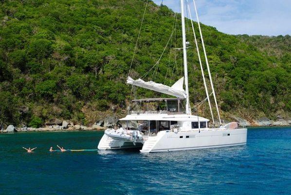 fare vacanza in catamarano