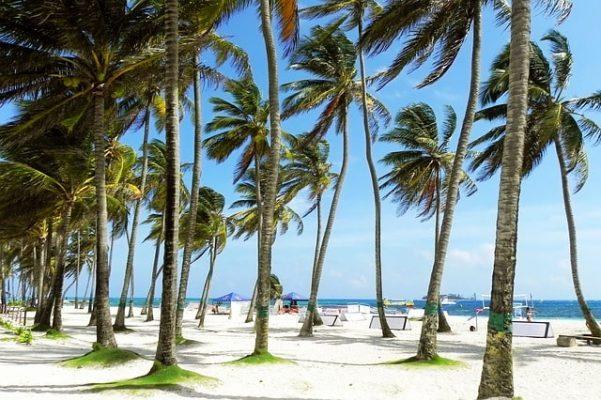 cosa vedere in Colombia, le spiagge