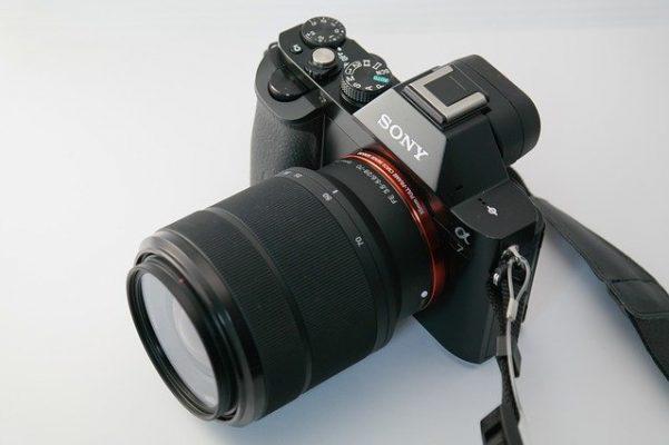 macchina fotografica per blogger