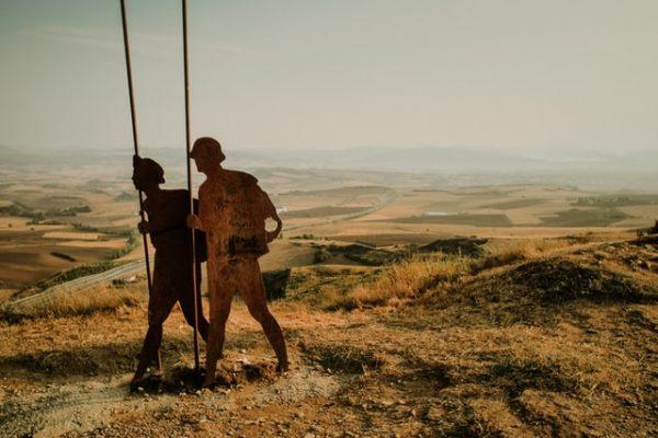 Uno dei simpboli cammino di santiago - Blog di viaggi