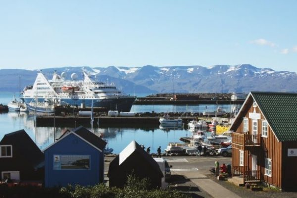 Vista dello stretto di magellano - SlowMoove Blog di viaggi