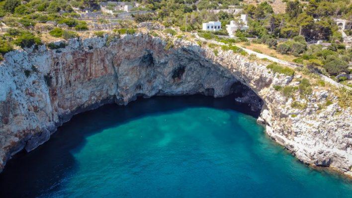 le grotte del salento