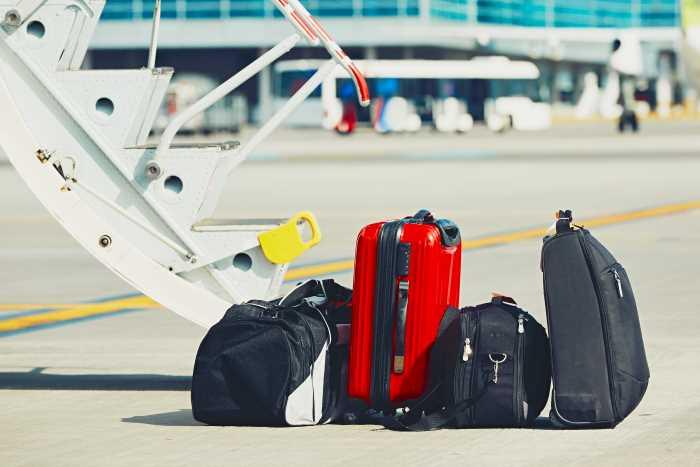 spedire bagagli tramite corriere