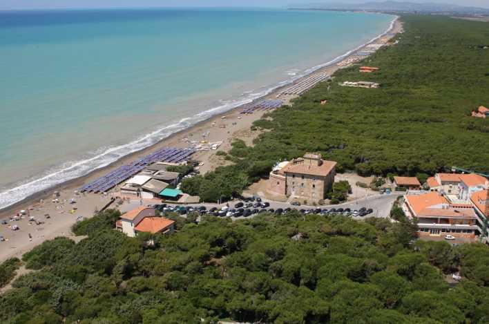 Spiagge migliori in toscana: Marina di Bibbona